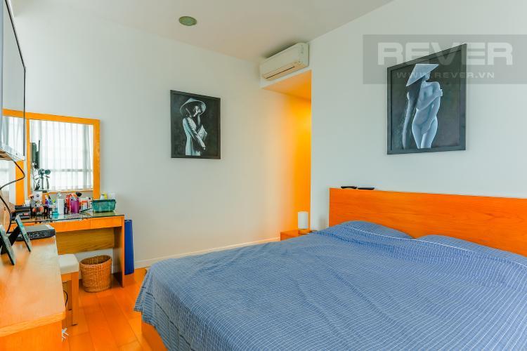 Phòng Ngủ 1 Căn hộ Sunrise City tầng trung V2 thiết kế 2 phòng ngủ hiện đại