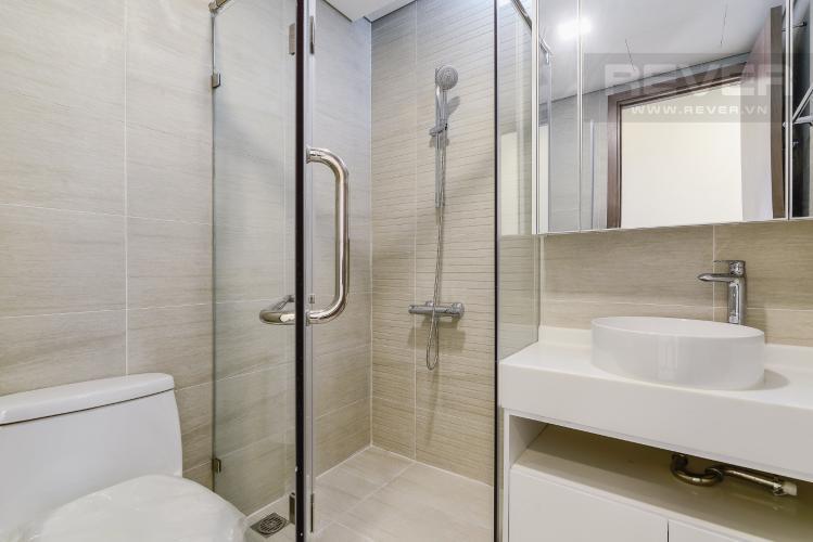 Phòng Tắm 1 Căn hộ Vinhomes Central Park tầng trung P3 view sông 2 phòng ngủ