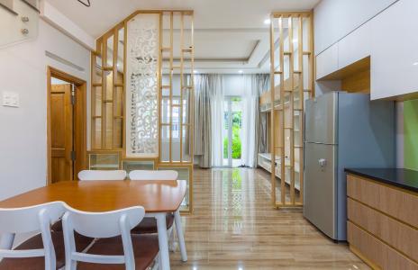 Nhà phố khu villa Mega Village Quận 9 đầy đủ nội thất, tiện nghi