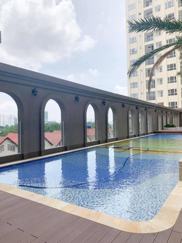 2DM7vd8L8J4y9Ngm Bán căn hộ Saigon Mia 2 phòng ngủ, diện tích 55m2, nội thất cơ bản, hướng Nam