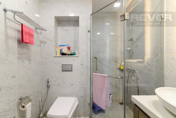Phòng Tắm 1 Bán hoặc cho thuê căn hộ Vinhomes Central Park 3PN, tháp Landmark 81, đầy đủ nội thất, view sông Sài Gòn