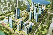 Eco Smart City Thủ Thiêm chuẩn bị khởi công giai đoạn 1