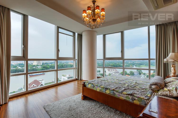 Phòng Ngủ 1 Căn hộ Xi Riverview Palace 3 phòng ngủ tầng trung block 101 nội thất có sẵn