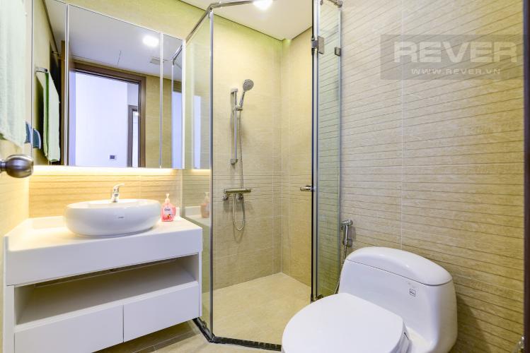 Phòng Tắm 2 Cho thuê căn hộ Vinhomes Central Park 2PN 2WC, đầy đủ nội thất, view sông