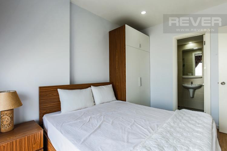 Phòng Ngủ 1 Căn hộ M-One Nam Sài Gòn 3 phòng ngủ tầng trung T1 nội thất đầy đủ