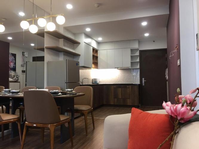 Bán căn hộ Sunrise Riverside 2PN, tầng 16, đầy đủ nội thất, ban công hướng Bắc