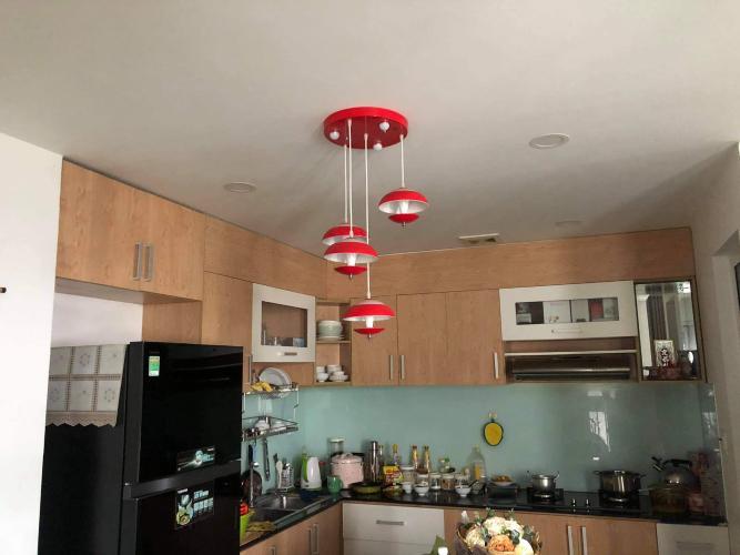 Phòng bếp Dream Home Residence, Gò Vấp Căn hộ Dream Home Residence tầng trung, view nội khu thoáng mát.