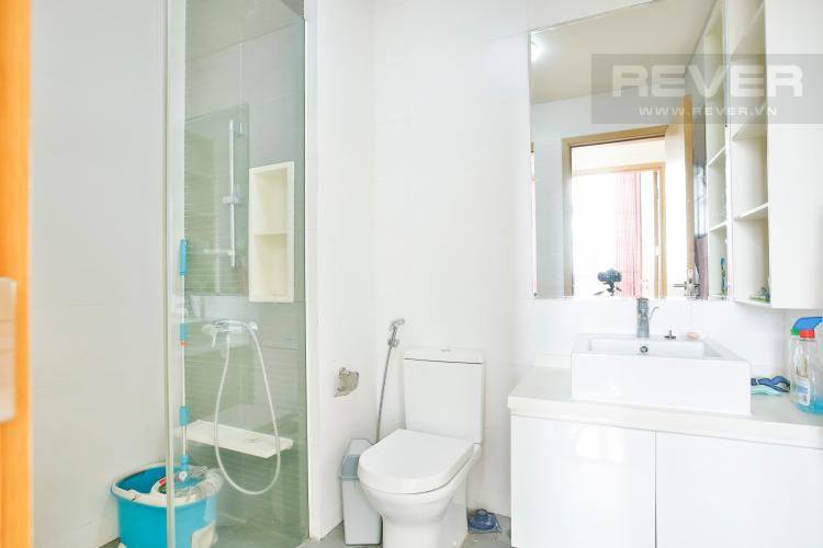 Toilet 1 Căn hộ The Vista An Phú 2 phòng ngủ tầng thấp T3 view nội khu
