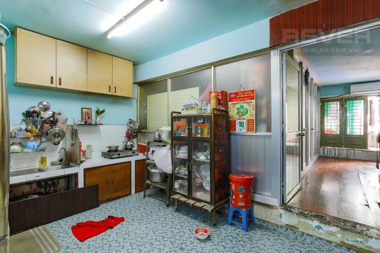 Phòng Bếp Căn hộ chung cư đường Calmette Quận 1 đầy đủ nội thất