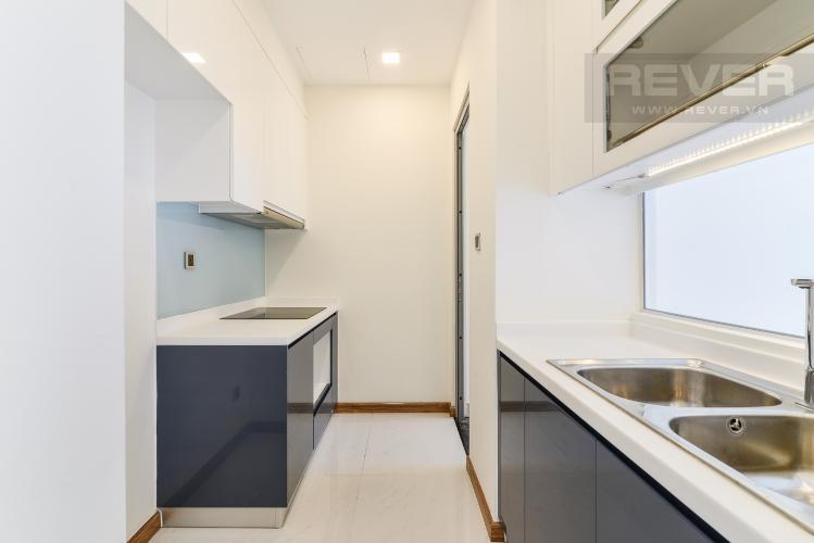 Nhà Bếp Căn hộ Vinhomes Central Park 2 phòng ngủ tầng cao P5 view sông