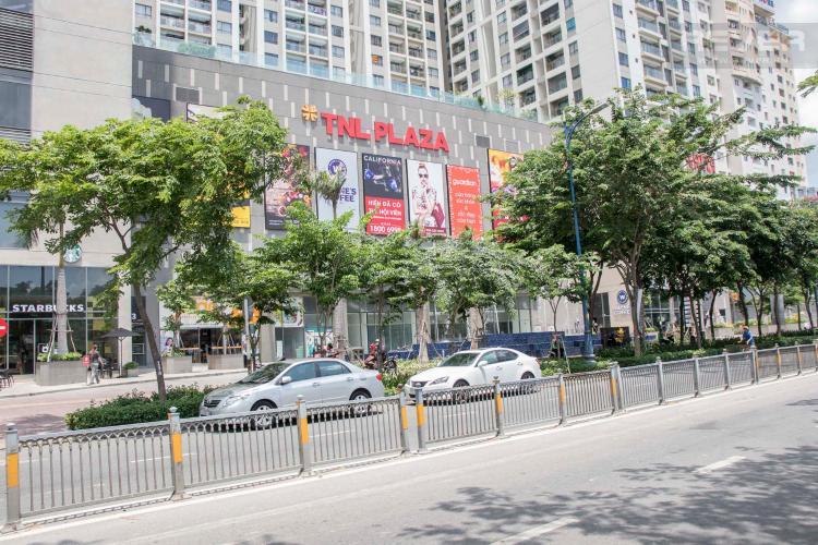 Mặt Tiền Bán căn hộ The Gold View 2PN, tháp A, diện tích 80m2, đầy đủ nội thất