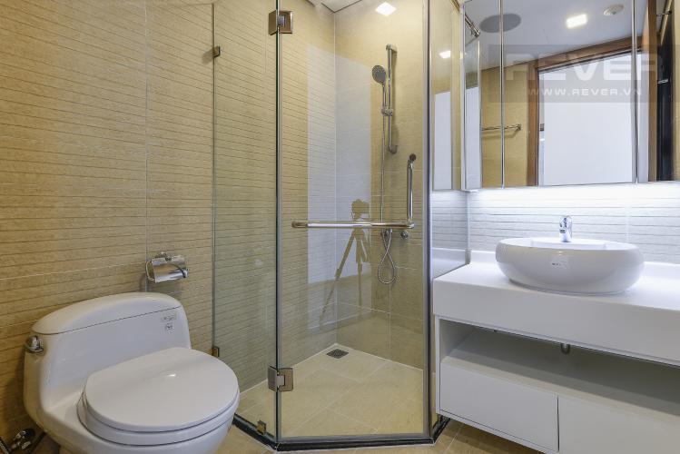 Phòng tắm 2 Căn hộ Vinhomes Central Park 2 phòng ngủ tầng cao Park 6