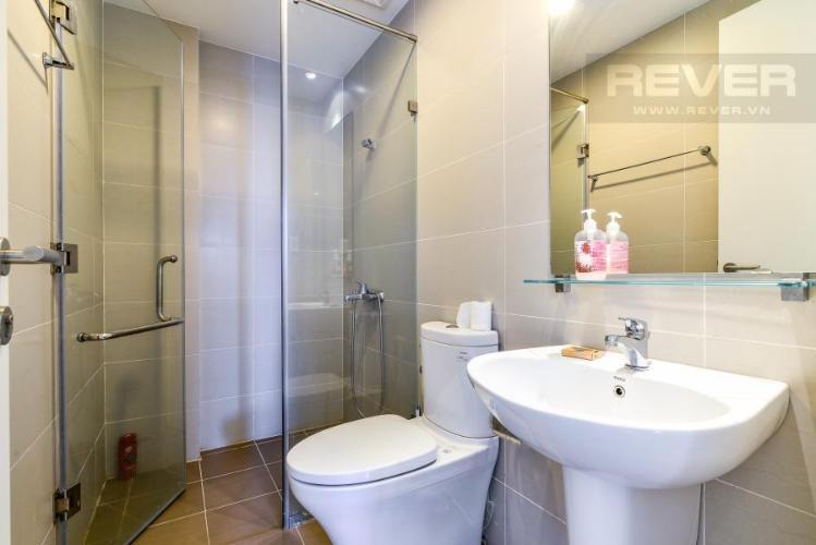 Phòng tắm 1 Căn hộ Masteri Thảo Điền 2 phòng ngủ tầng cao T1 đầy đủ nội thất
