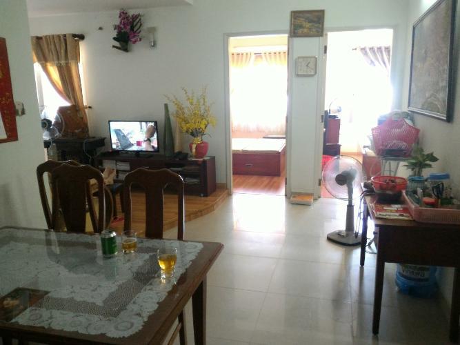 Cho thuê căn hộ chung cư Minh Thành, nội thất đầy đủ