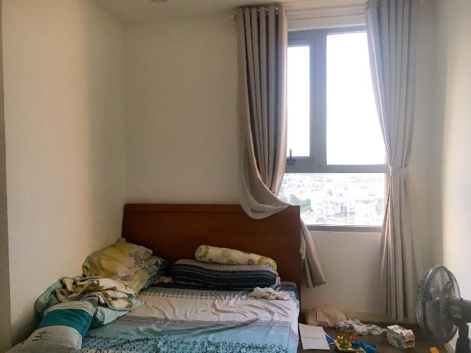 Phòng ngủ căn hộ Opal Riverside, Thủ Đức Căn hộ chung cư Opal Riverside ban công hướng Tây Bắc, đầy đủ nội thất.