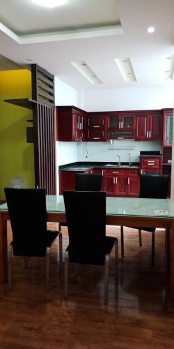 Nội thất căn hộ chung cư Quân Đội Căn hộ tầng thấp chung cư Quân Đội 3 phòng ngủ, nội thất cơ bản.