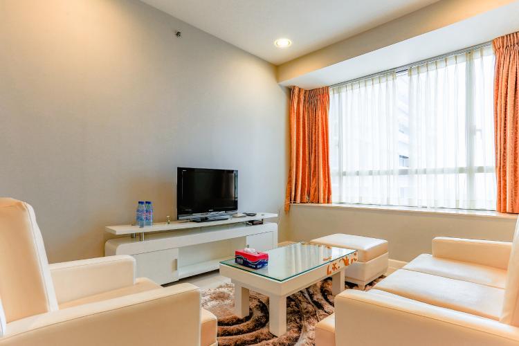 Căn hộ Sunrise City tầng trung, tháp V6 khu South, 99m2, 2 phòng ngủ, full nội thất