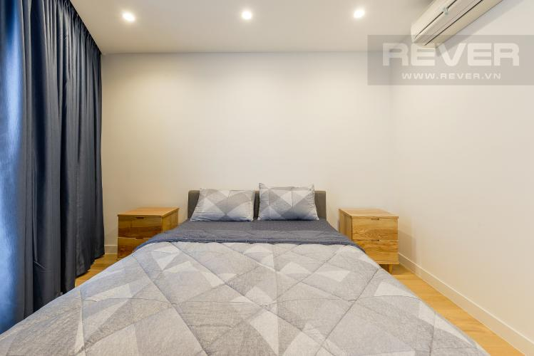 Phòng ngủ 1 Căn hộ City Garden 3PN, đầy đủ nội thất, view đẹp