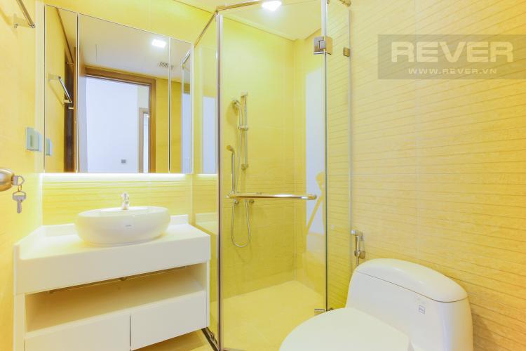 Phòng Tắm 1 Căn hộ Vinhomes Central Park tầng cao Park 5 nội thất đẹp, view sông