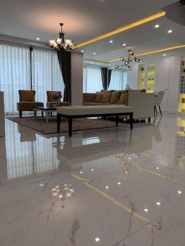 Bán căn hộ 4S Riverside Garden Bình Triệu 3PN, tầng 17, diện tích 330m2, đầy đủ nội thất cao cấp