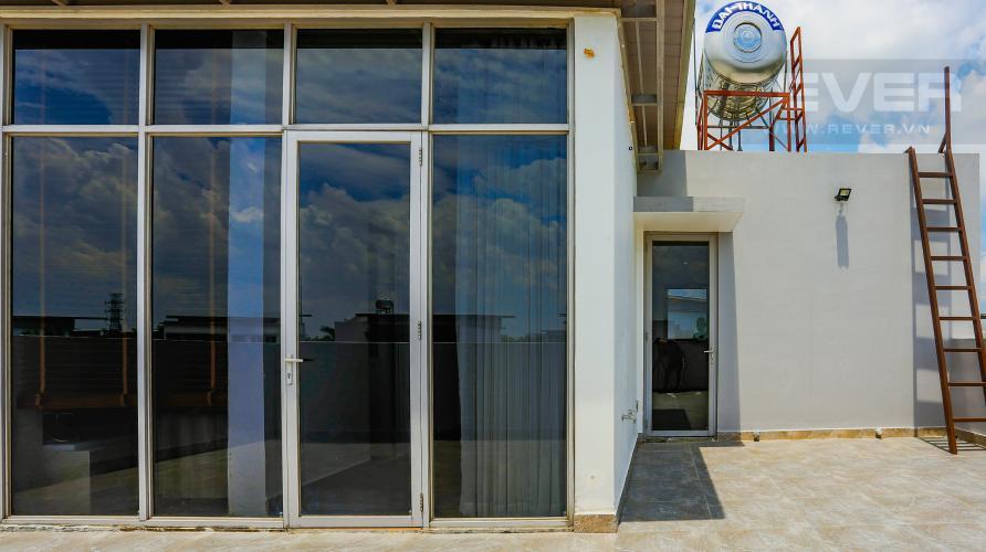 Sân Thượng Sau Tầng 2 Biệt thự nghỉ dưỡng 5 phòng ngủ Riviera Cove Quận 9