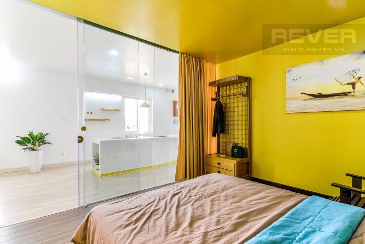 Phòng Ngủ 1 Nhà phố đường Võ Văn Tần, Quận 3, 2 phòng ngủ, hướng nhà Đông Bắc, view đẹp