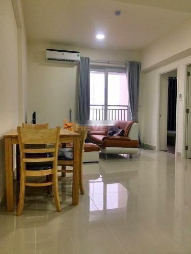 Căn hộ The Park Residence, Nhà Bè Căn hộ The Park Residence tầng thấp, ban công hướng Đông Nam.