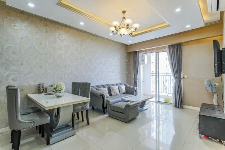 Căn hộ Galaxy 9 3 phòng ngủ tầng thấp nội thất đầy đủ