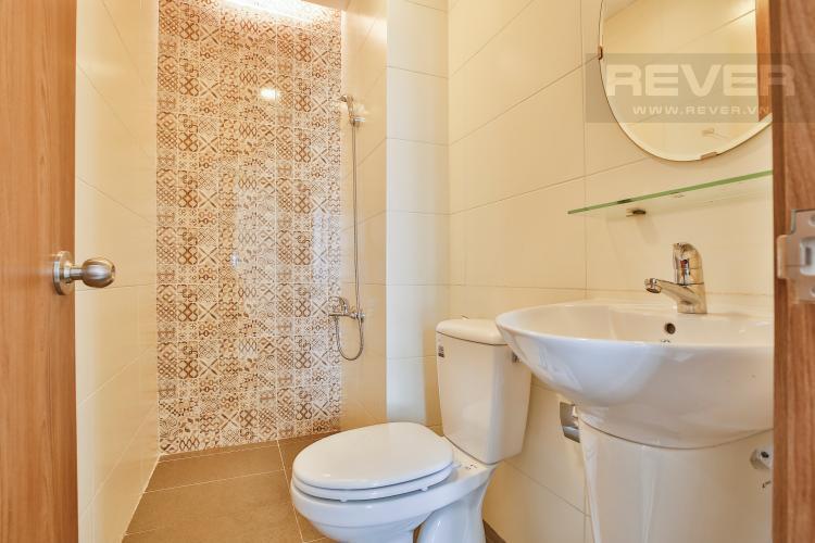 Toilet 1 Căn hộ Summer Square 2 phòng ngủ tầng cao, nội thất cơ bản