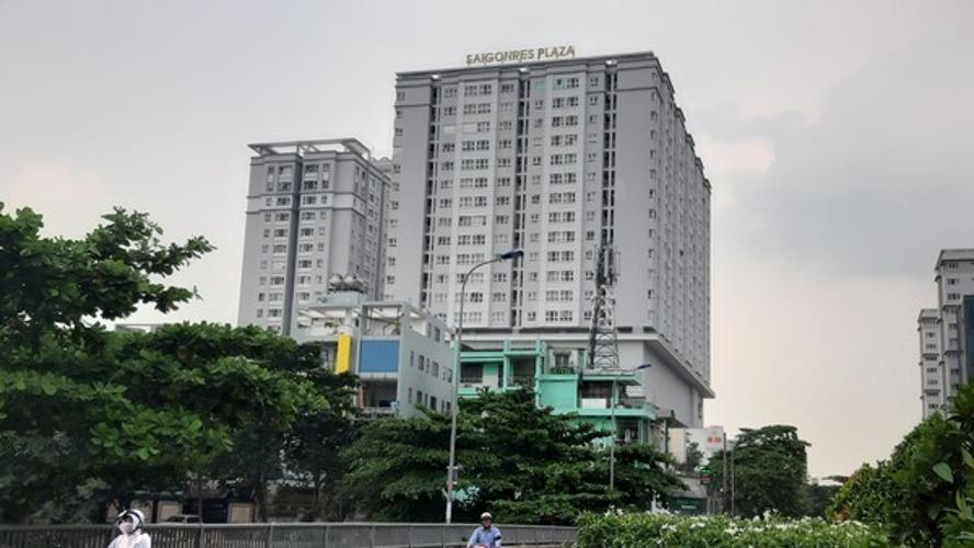 Saigonres Plaza, Bình Thạnh Căn hộ Saigonres Plaza hướng Tây Bắc, nội thất cao cấp.