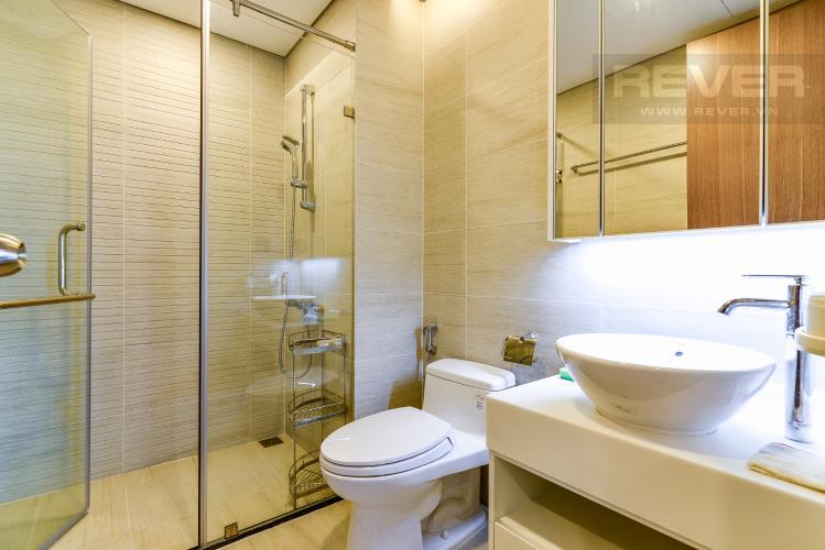 Phòng Tắm 1 Bán căn hộ Vinhomes Central Park tầng cao, 2PN, đầy đủ nội thất, view sông