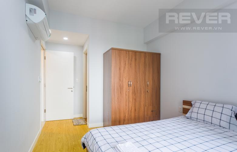 Phòng Ngủ 1 Cho thuê căn hộ Masteri Thảo Điền tầng trung, 2PN, tháp T1, đầy đủ nội thất