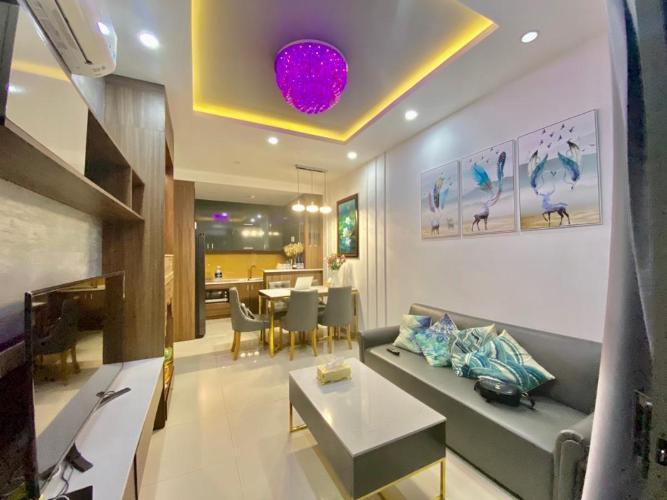 Bán căn hộ View sông và thành phố, nội thất đầy đủ The Sun Avenue
