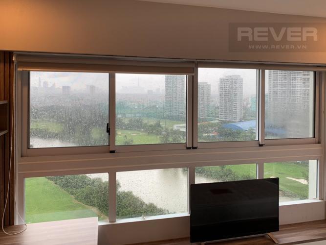 View Phòng Ngủ 2 Cho thuê căn hộ Happy Valley 3PN, diện tích 100m2, đầy đủ nội thất, view sông thoáng đãng