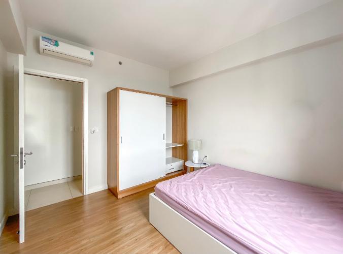 phòng ngủ  căn hộ Masteri Thảo Điền Căn hộ Masteri Thảo Điền view thành phố và sông, đầy đủ nội thất.