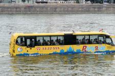 Tuyến buýt đường sông số 1 nâng giá trị dự án Vinhomes Central Park và Đảo Kim Cương