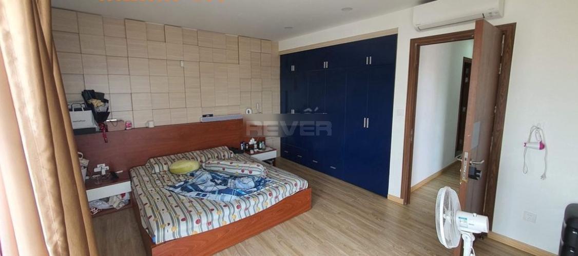 Phòng ngủ chung cư Viva Riverside, quận 6 Căn hộ Viva Riverside thiết kế trẻ trung, nội thất hiện đại.