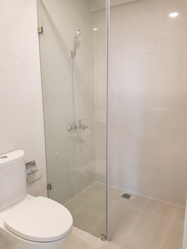 Phòng tắm Bán căn hộ officetel Masteri An Phú, tầng thấp, tháp A, diện tích 46m2, không có nội thất, view hồ bơi