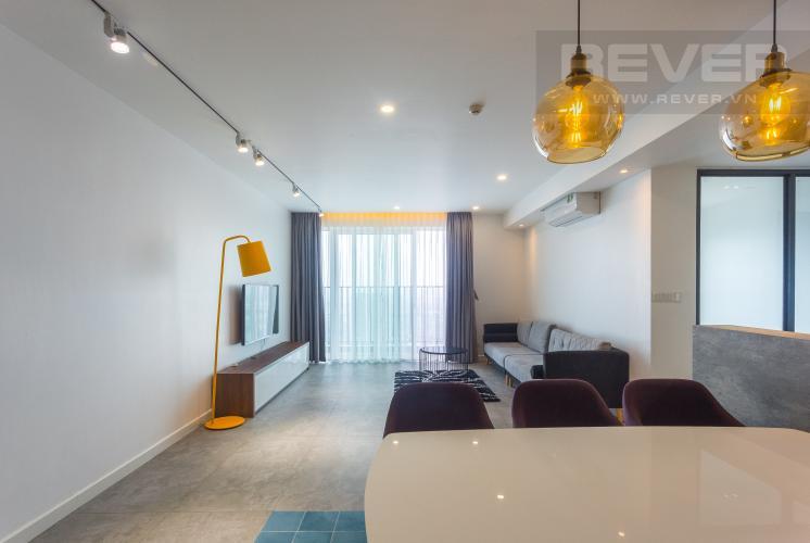 Tổng Quan Bán và cho thuê căn hộ Vista Verde  tầng cao, 3PN, đầy đủ nội thất