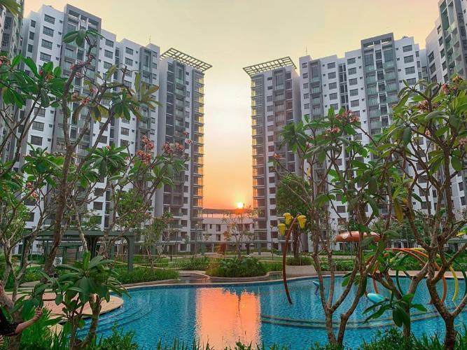 Cenladon City, Tân Phú Căn hộ Celadon City đầy đủ nội thất, view đón gió thoáng mát