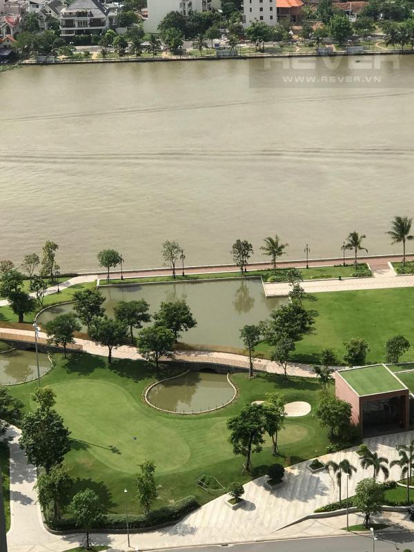 4ff85bb33c5ada04834b Cho thuê căn hộ 1 phòng ngủ Vinhomes Central Park, tháp Park 7, đầy đủ nội thất, view sông và công viên