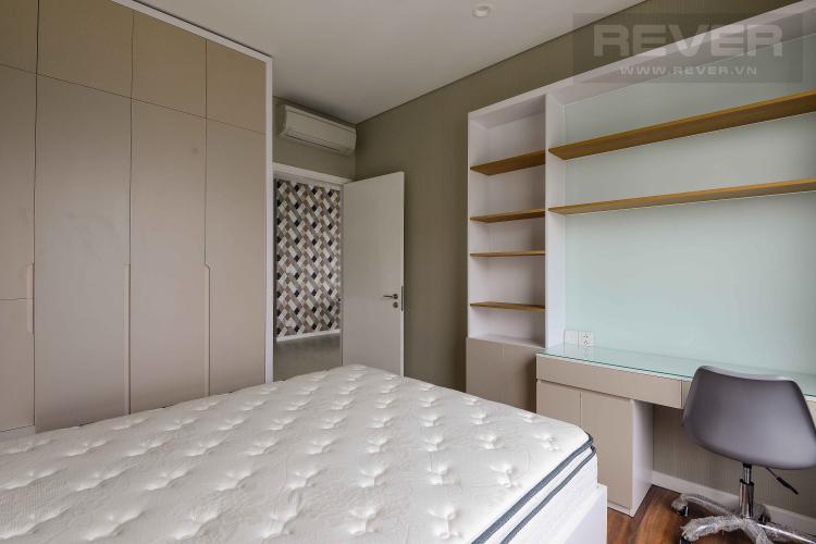 Phòng Ngủ 1 Cho thuê căn hộ Diamond Island - Đảo Kim Cương 3PN, tầng trung, tháp Bahamas, là căn góc, đầy đủ nội thất, view sông thoáng mát