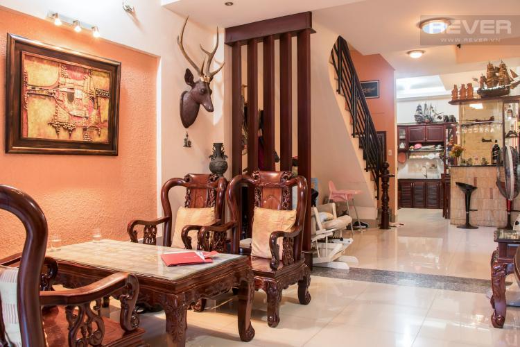 Bán nhà phố 4 tầng, hẻm Hoàng Văn Thụ, Q.Tân Bình, đầy đủ nội thất, cách vòng xoay Lăng Cha Cả 300m