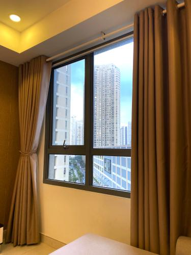 Phòng ngủ Masteri Thảo Điền Quận 2 Căn hộ Masteri Thảo Điền đầy đủ nội thất, view thoáng mát.