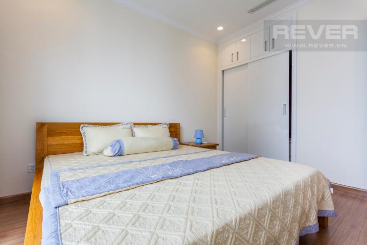 Phòng ngủ 2 Căn hộ Vinhomes Central Park tầng cao Landmark 1 view đẹp