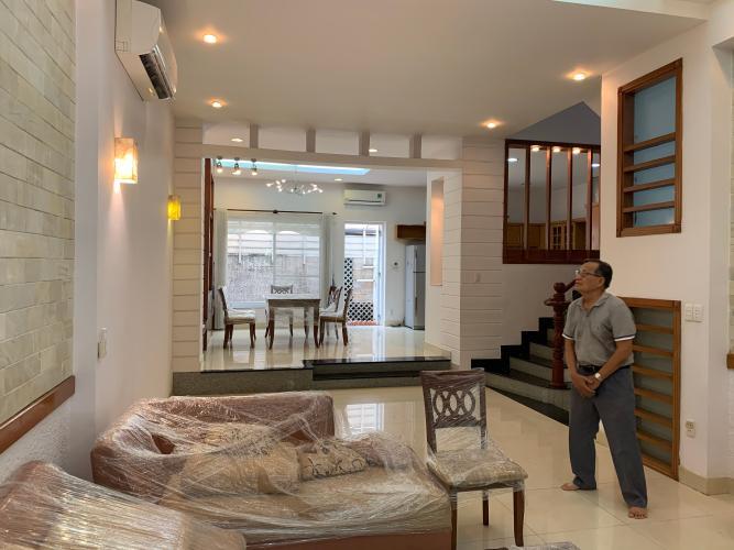 Cho thuê nhà nguyên căn khu Mỹ Toàn 1, Quận 7, cách SC Vivo City 600m