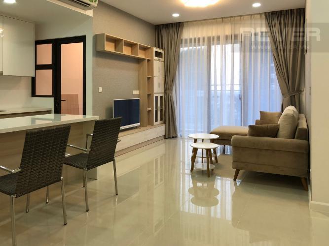 Phòng Khách Bán căn hộ Estella Heights 2PN, tháp T1, diện tích 103m2, đầy đủ nội thất