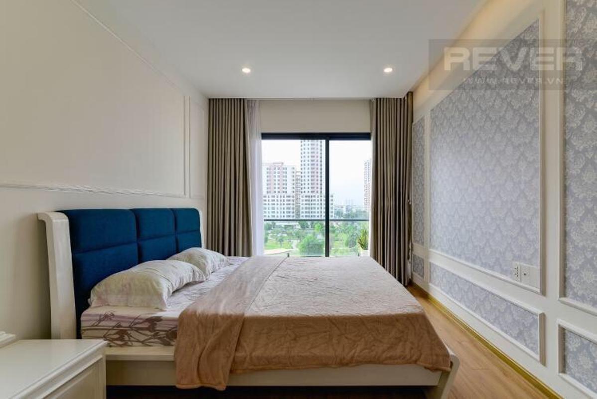 BB3 Bán hoặc cho thuê căn hộ New City Thủ Thiêm 3PN, tháp Babylon, đầy đủ nội thất, view Landmark 81