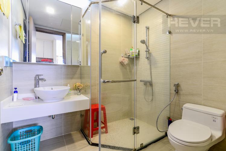 Phòng Tắm 1 Officetel Vinhomes Central Park 2 phòng ngủ tầng cao P7 hướng Tây Bắc