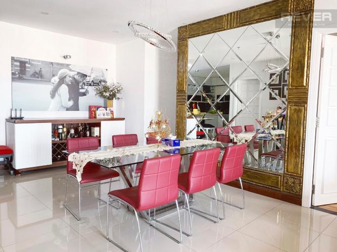 Phòng Ăn Bán căn hộ Him Lam Riverside 3PN, tầng thấp, diện tích 145m2, đầy đủ nội thất